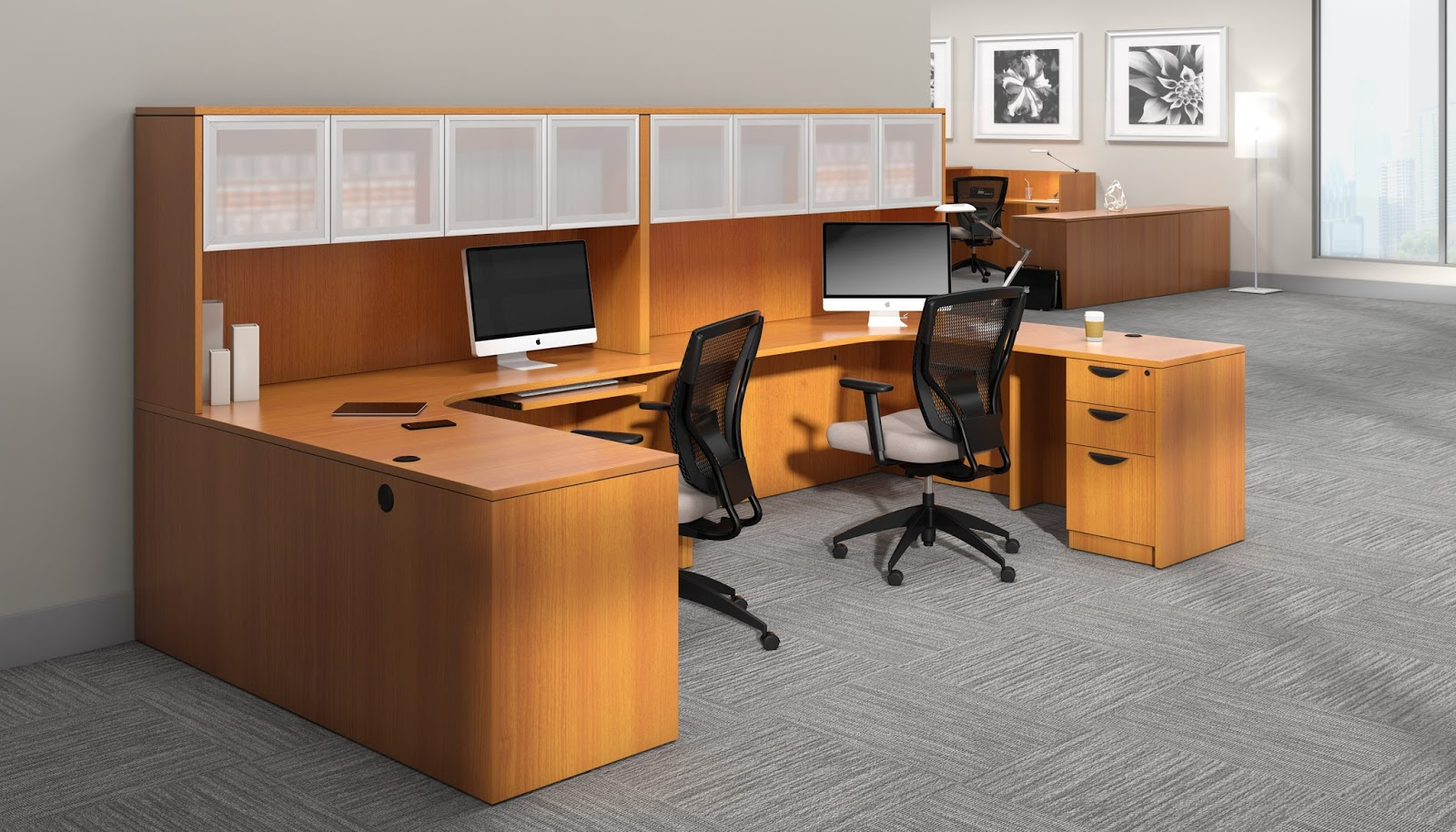 office anything furniture blog collection of the month superior laminate from offices to go. Black Bedroom Furniture Sets. Home Design Ideas