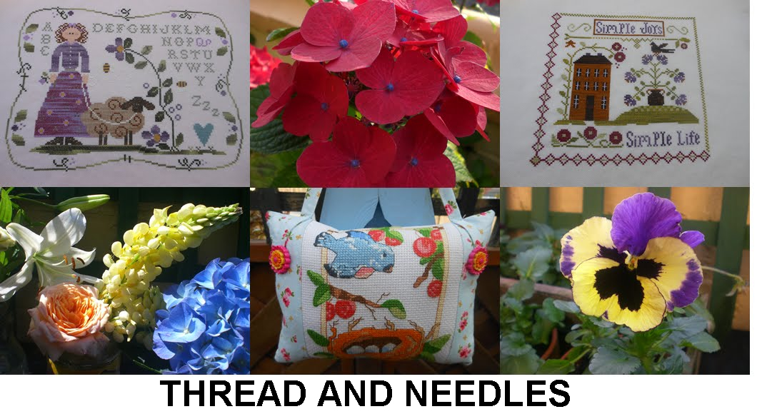 THREAD AND NEEDLES