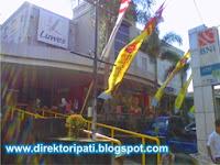 Swalayan Luwes, Pusat Perbelanjaan Kota Pati