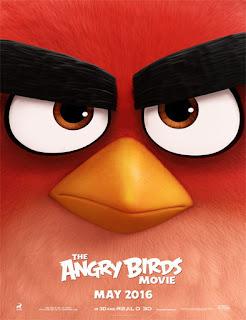 Angry Birds, La Película 2016