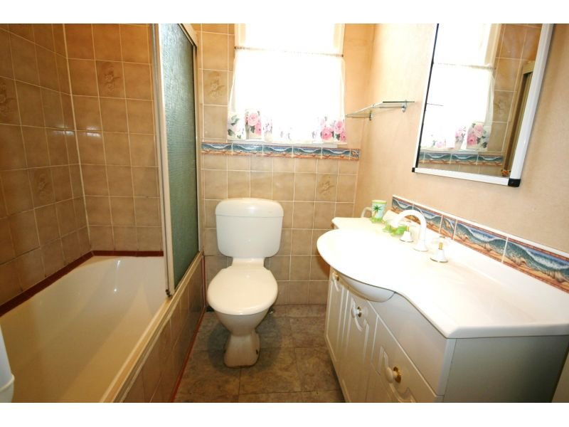 Natural modern interiors small bathroom renovation before for Bathroom renos images
