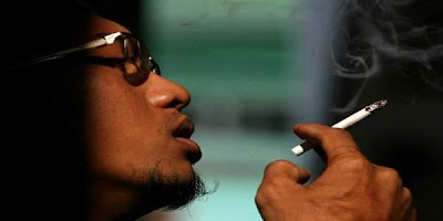 efek rokok terhadap kecantikan