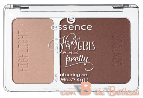 Paleta contouring set Essence