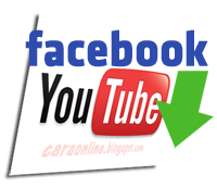 Cara download video youtube di facebook