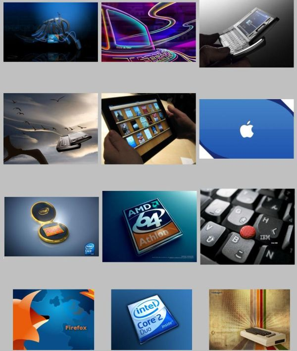 13 Digital Computers HD Wallpapers Backgrounds