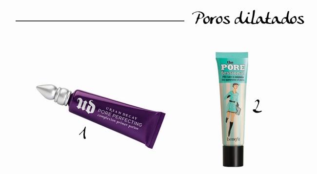 daniela pires, poros dilatados, pore minimizer, pore perfecting, porefessional, makeup primer