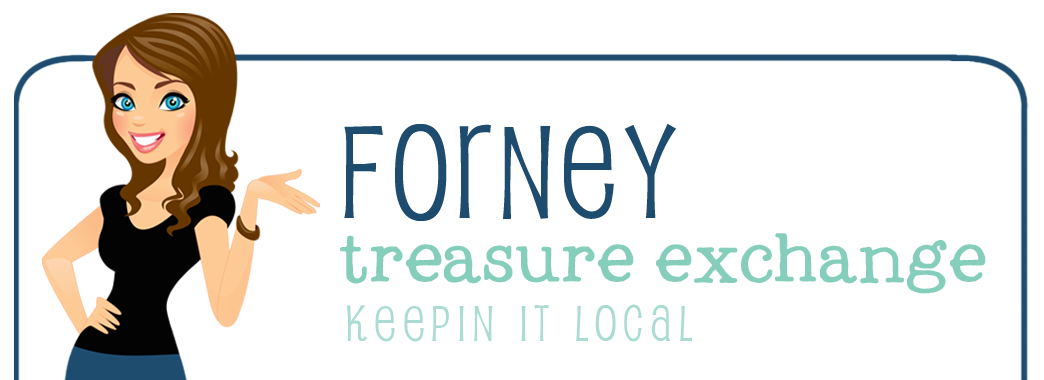 Forney Treasure Exchange