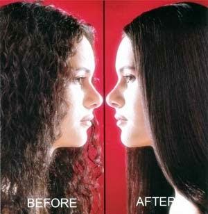 cara merawat rambut setelah rebonding