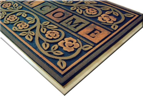 Promozioni su zerbini arredo da esterno e interno tappeti cuscini copridivani articoli tessili - Tappeti anallergici ...
