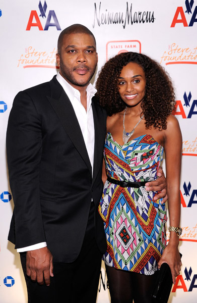 tyler perry girlfriend in 2011. Director Tyler Perry (How You
