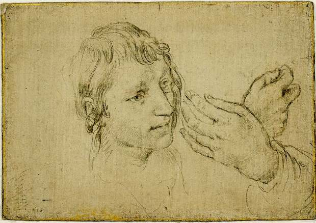Spencer Alley Drawings By Hendrik Goltzius (1558-1617)