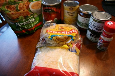 Crockpot Mexican Lasagna Stack Up - Family Fresh Meals
