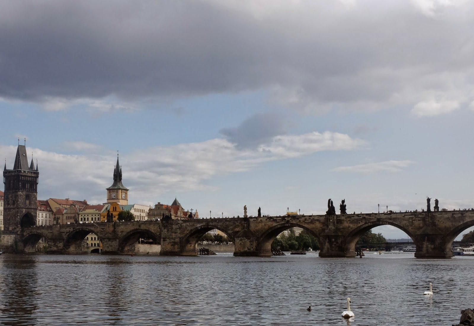 Charles Bridge Prague
