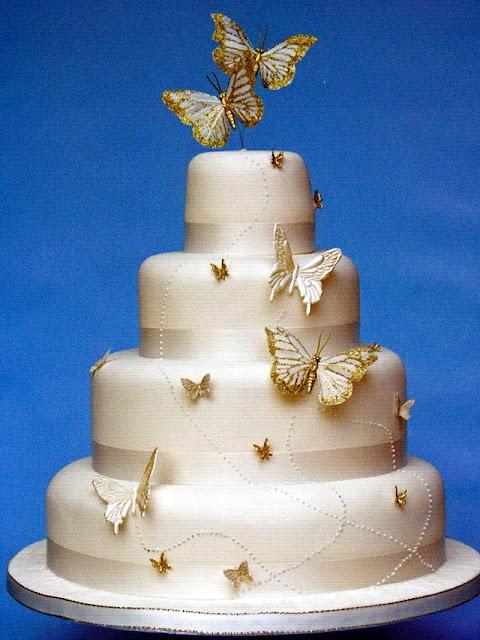 London Patisserie Wedding Cakes In London