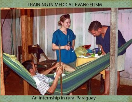 Training in Medical Evangelism Internship