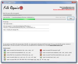 File Repair: Perbaiki Berbagai Jenis File Corrupt