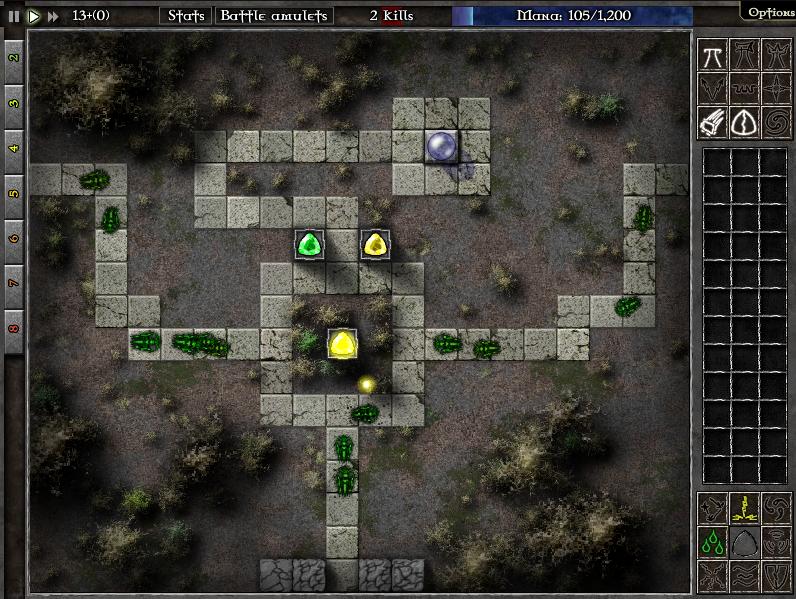 flash games tower defense