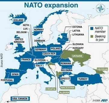 2011   Year of the Dupe nato expansion
