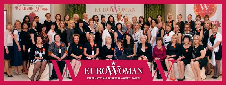REGISTRATION & PARTNERSHIP EuroWoman 2018