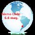 Un fuerte sismo - terremoto de 6.6 sacudió Chile