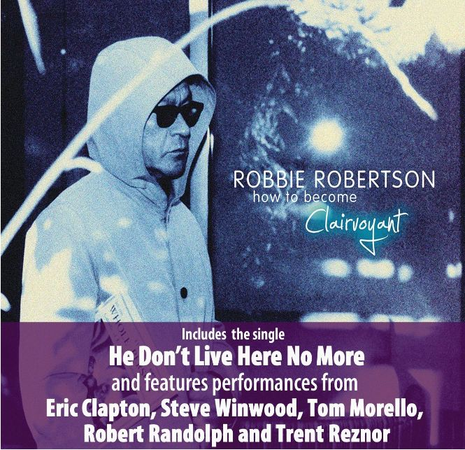 robbie robertson how to become clairvoyant box set