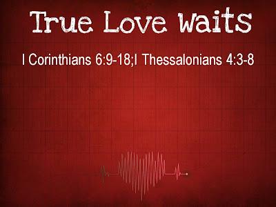 true love waits essay