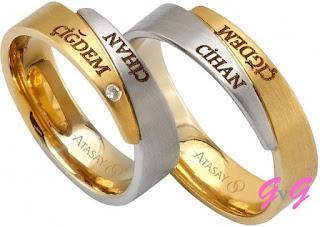 evlilik yuzuk modelleri 12 Evlilik Yüzüğü Modelleri