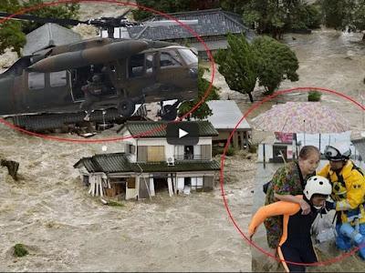 Tujuh Bencana Banjir Bandang Paling Mengerikan di Dunia