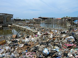 how solid waste hits our health