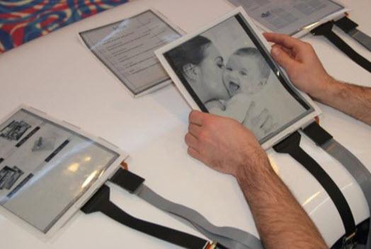 PaperTab, digital paperless gadget pengganti kertas - www.teknologiz.com