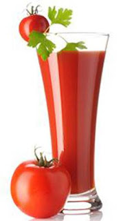 Manfaat jus tomat,khasiat jus tomat,kandungan jus tomat