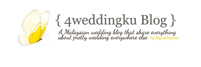 { 4weddingku Blog }