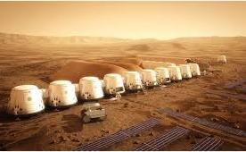 Penghuni Pertama Mars, 78.000 Ribu Manusia Ajukan Tinggalkan Bumi