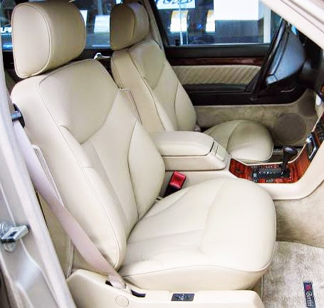 Leather seat covers for cars image