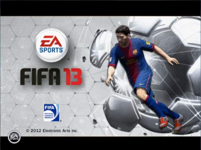 FIFA 13 [NTSC] [Español Latino] [PS2] [Links Intercambiables]