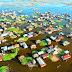अनोखा गांव, जो पूरी तरह से बसा हुआ है झील के ऊपर