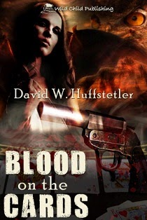 Author David Hufstetler's BLOOD ON THE CARDS