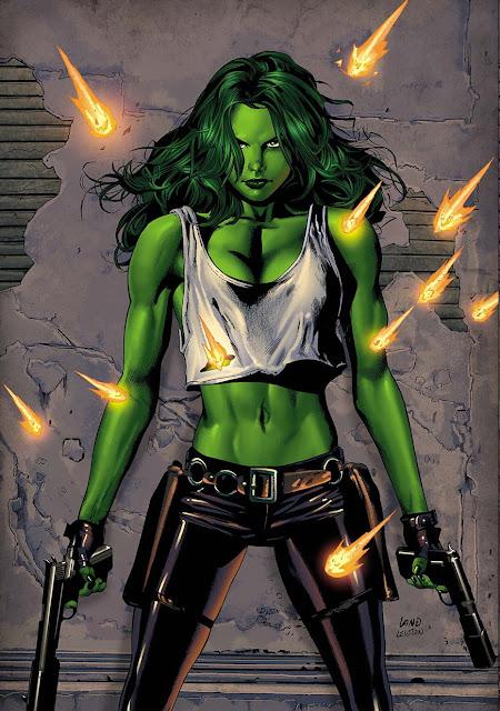 She-Hulk Character Review - 3