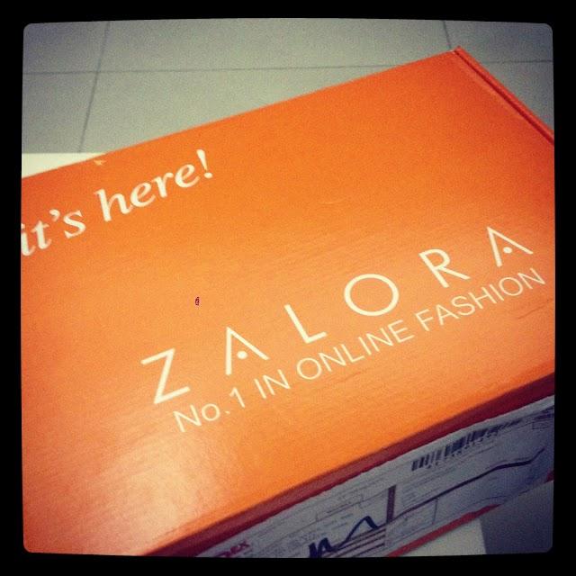 我是购物狂 | 网上购物 | Zalora 让我无止境......
