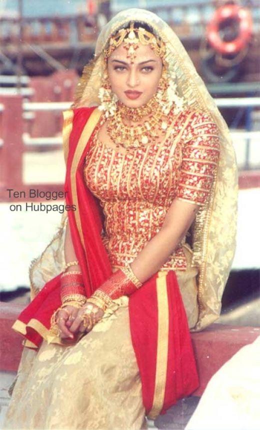 Aishwarya rai in wedding dress for Aishwarya rai in her wedding dress
