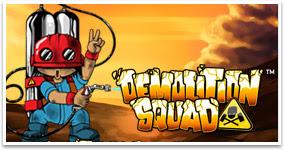 freespins demolition squad