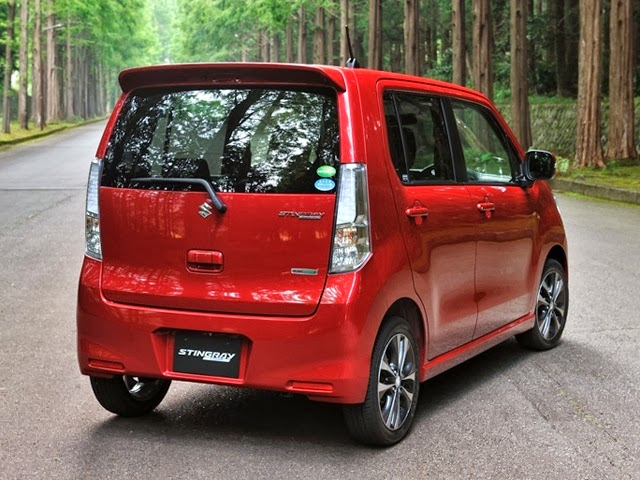 Maruti Suzuki Wagon R Stingray wall paper