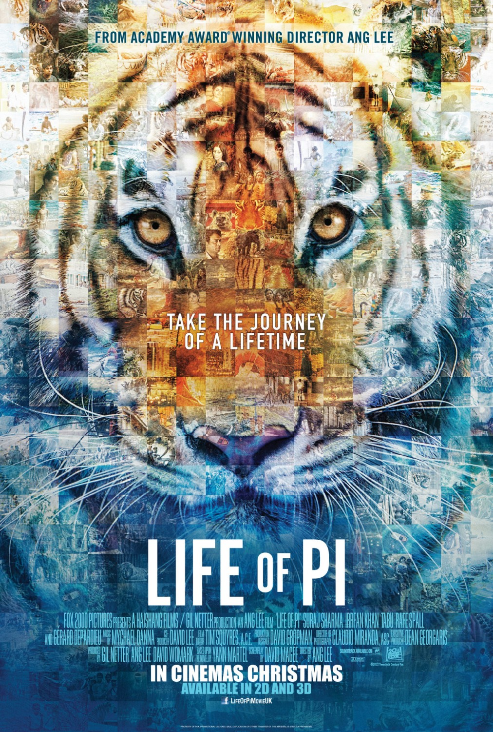 an analysis of the life of pi a movie directed by ang lee Ang lee, who won the oscar for directing life of film ang lee life of pi the universal-released ron howard-directed formula one racing film rush.