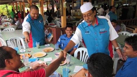 Laksamana Pertama (B) Datuk Abdul Imran Abd Hamid,