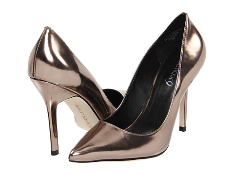 Steal Their Style: Cheryl Cole's Metallic Gianvito Rossi Shoes