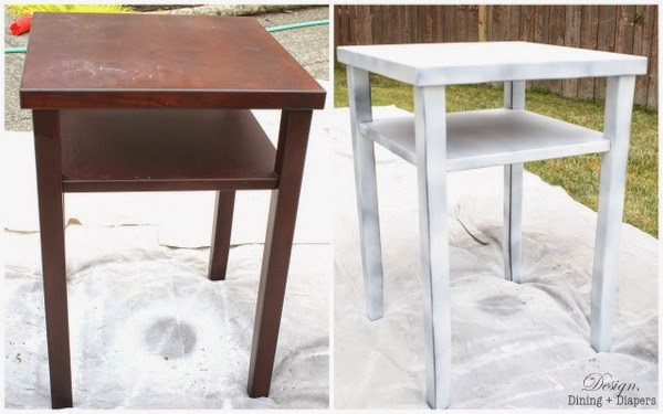 Diy Side Table - magrush.com