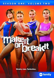 Assistir Make It or Break It 2 Temporada Dublado e Legendado