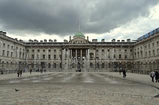 Somerset house, Stand, London, United Kingdom
