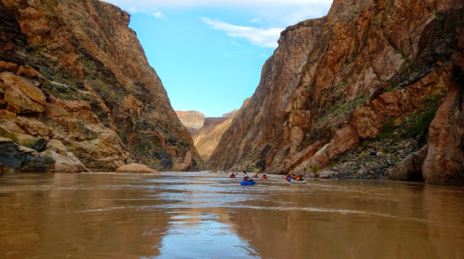 Forrest McCarthy: Grand Canyon of the Colorado River