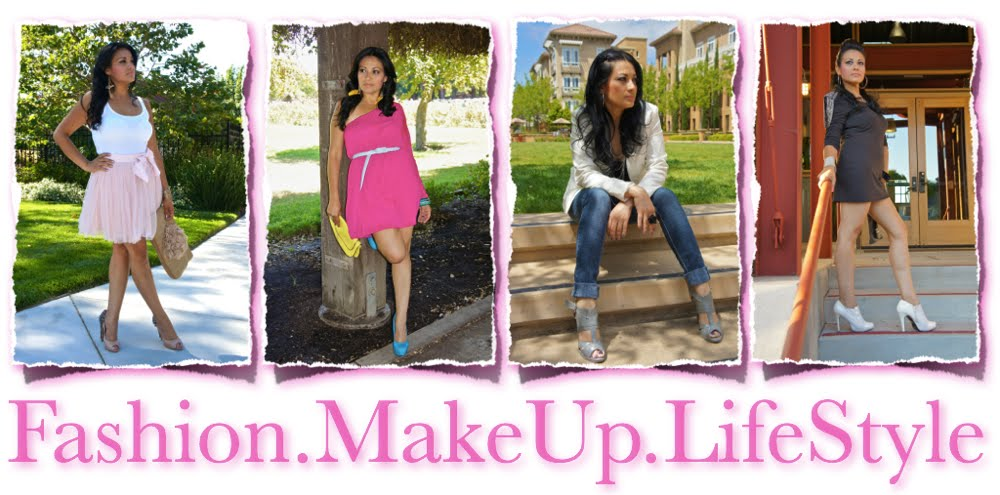 <center>Fashion.MakeUp.LifeStyle</center>